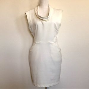 White Banana Republic Size 4 Dress